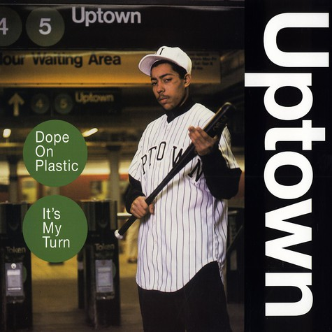 Uptown - Dope on plastic