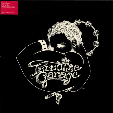 Larry Levan - Live at the Paradise Garage