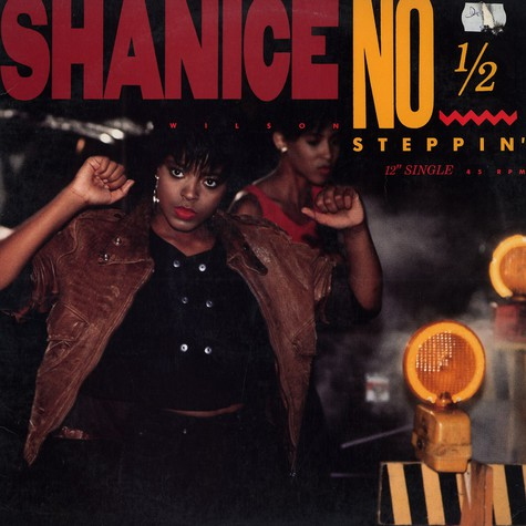 Shanice - No 1/2 steppin