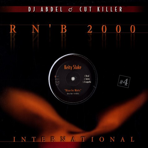 DJ Abdel & Cut Killer - Rn'b 2000 #4