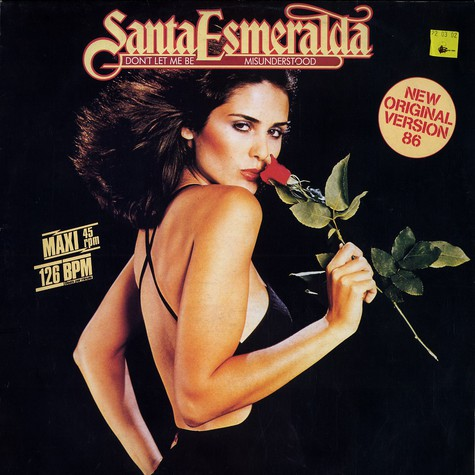 Santa Esmeralda - Don't let me be misunderstood feat. Leroy Gomez