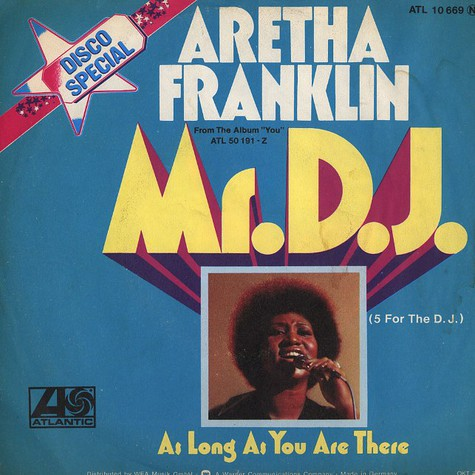 Aretha Franklin - Mr. DJ