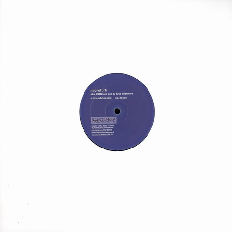 Microfunk (2000 And One & Dave Ellesmere) - The white room