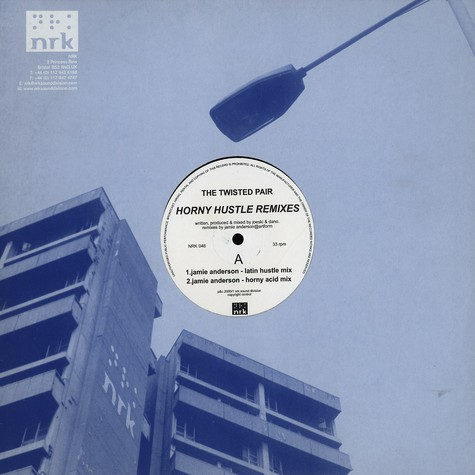 Twisted Pair - Horny hustle remixes