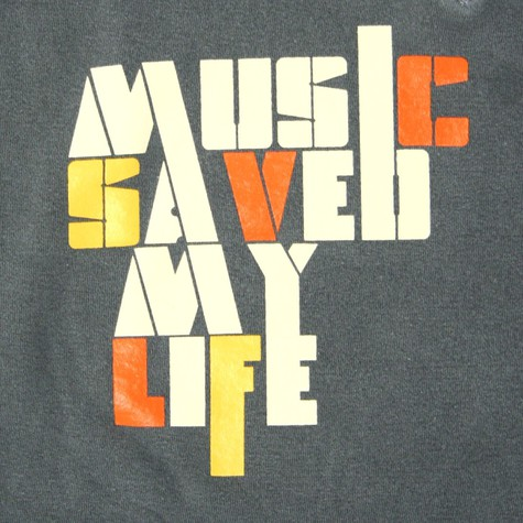 Ubiquity - Music saved my life sweater