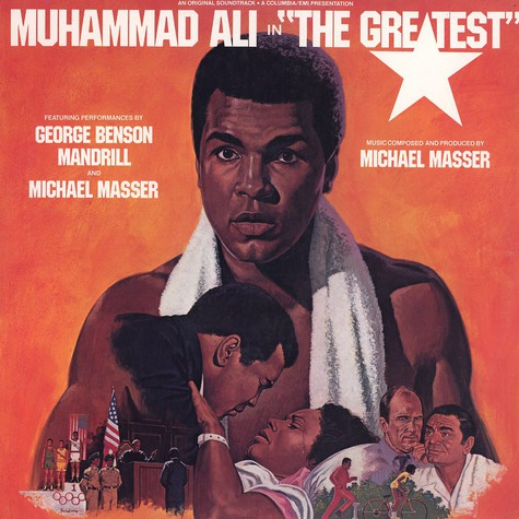 """V.A. - OST Muhammad Ali In """"The Greatest"""""""