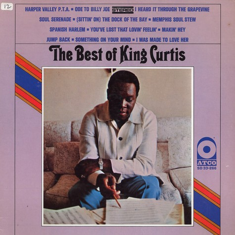 King Curtis - Best of King Curtis