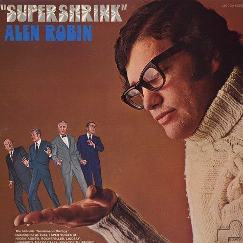 Alen Robin - Supershrink