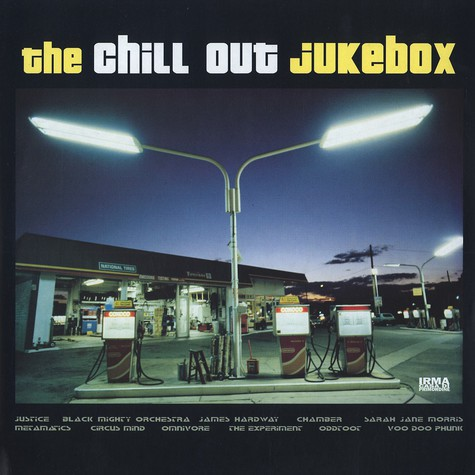 V.A. - The chill out jukebox