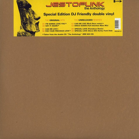 Jestofunk - The anthology