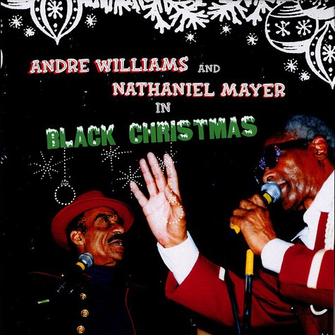 Andre Williams & Nathaniel Mayer in - Black christmas