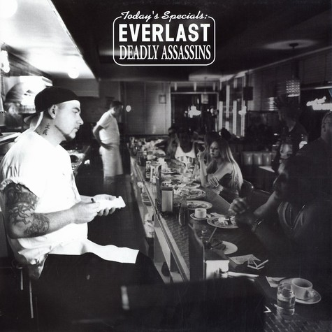 Everlast - Deadly assassins feat. B-Real