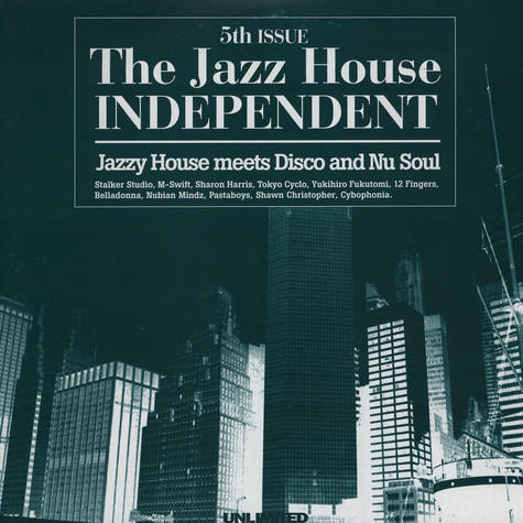 Jazz House Indepedent, The - 5th issue