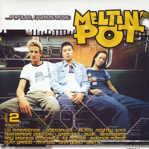 Popular Fashion Music - Melting pot volume 2