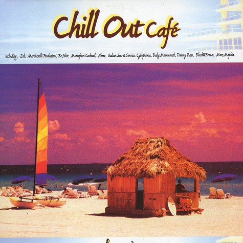 Chill Out Cafe - Volume 5