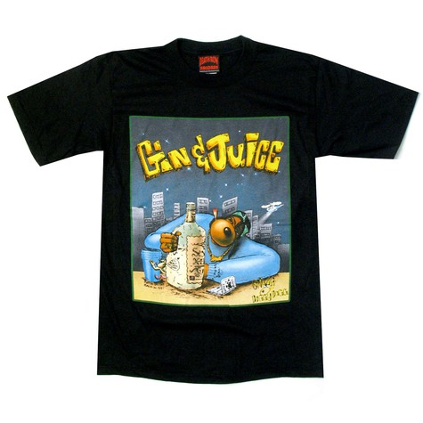 Snoop Dogg - Gin and juice T-Shirt