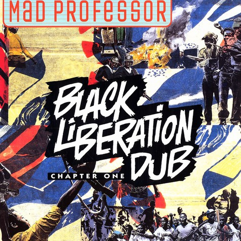 Mad Professor - Black liberation dub chapter 1