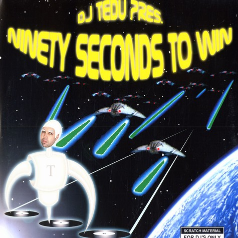 DJ Tedu - Ninety seconds to win volume 1