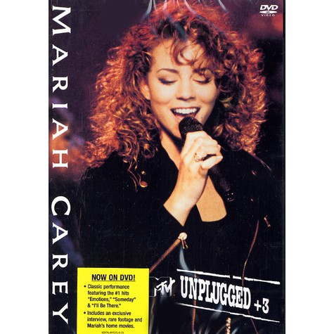 Mariah Carey - MTV Unplugged +3