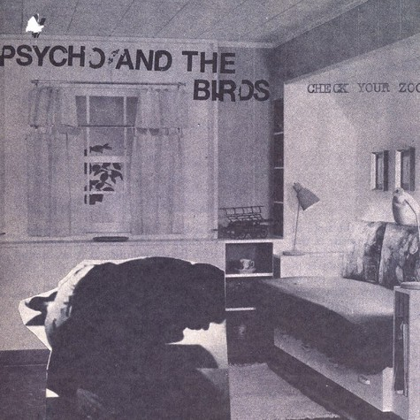 Psycho And The Birds - Check your zoo EP