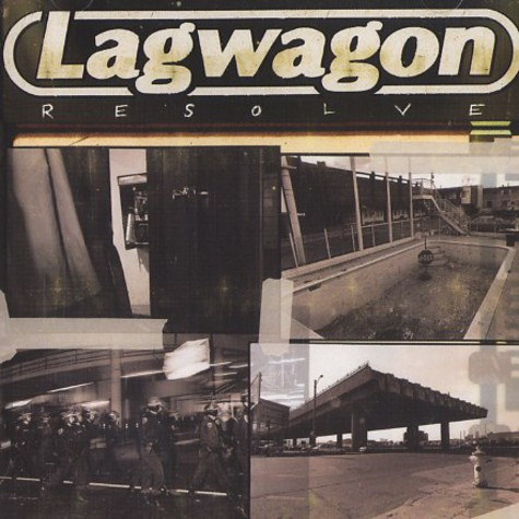 Lagwagon - Resolve
