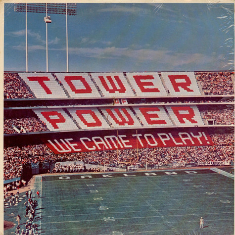Tower Of Power - We Came To Play