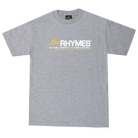 Rhymes Clothing - Foundation T-Shirt