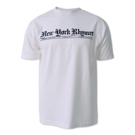 Rhymes Clothing - New york rhymes T-Shirt