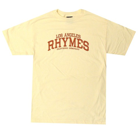 Rhymes Clothing - It's the p T-Shirt