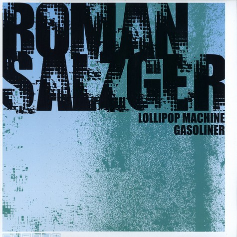 Roman Salzger - Lollipop machine