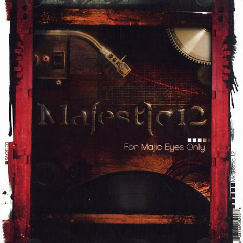 Majestic 12 - For magic eyes only
