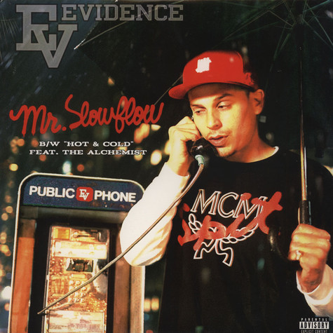 Evidence of Dilated Peoples - Mr. Slow Flow