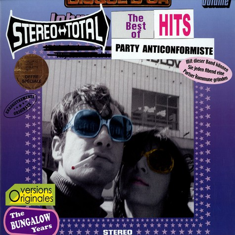 Stereo Total - The best of hits - party anticonformiste