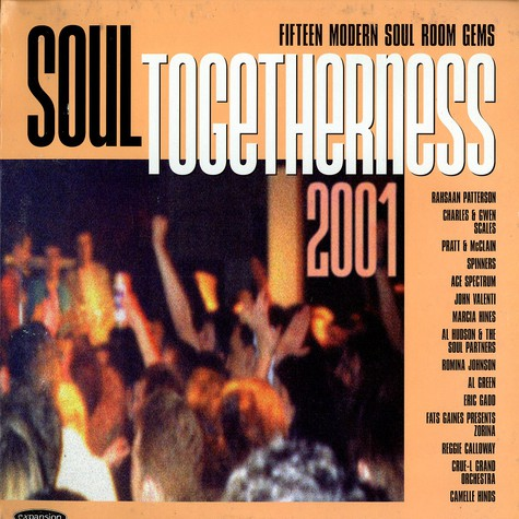 Soul Togetherness - 2001