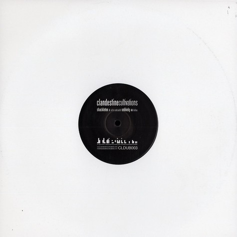Shackleton / Unlikely - In the next world / Hollow