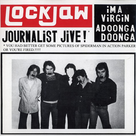 Lockjaw - Journalist jive