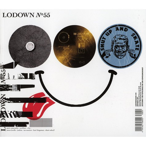 Lodown Magazine - Issue 55 febuary / march  2007