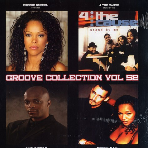 Groove Collection - Volume 52