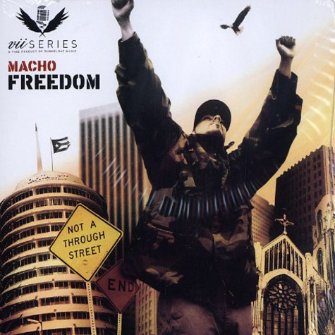 Macho of New Breed - Freedom