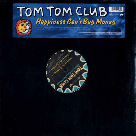 Tom Tom Club - Happiness can't buy money Dan The Automator remix