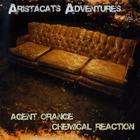 Agent Orange - Chemical reaction - aristacats adventures volume 1