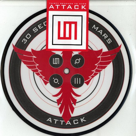 Thirty Seconds To Mars - Attack
