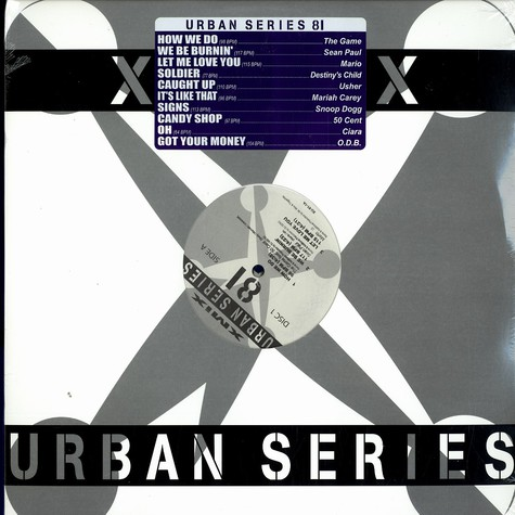 X-Mix - Urban series 81