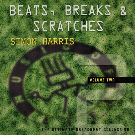 Simon Harris - Beats, Breaks & Scratches volume 2