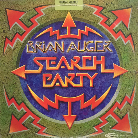 Brian Auger - Search Party