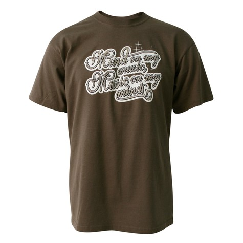 Exact Science - Music on my mind T-Shirt
