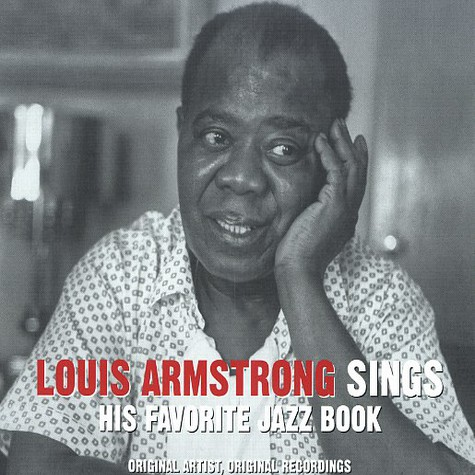 Louis Armstrong - Sings his favorite jazz book
