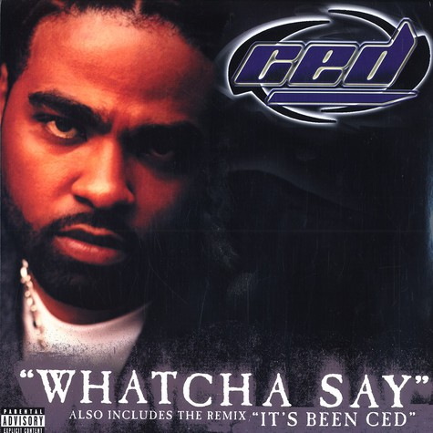 Ced - Whatcha say EP