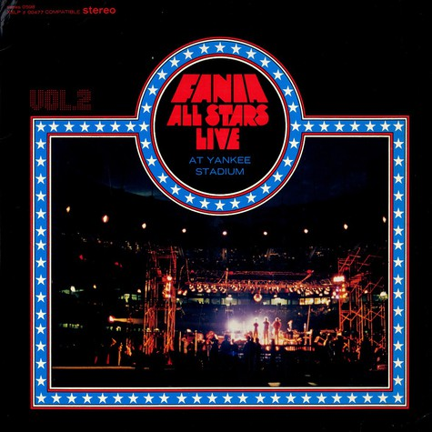 Fania All Stars - At Yankee stadium