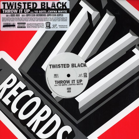 Twisted Black - Throw it up feat. Yo Gotti & Chyna Whyte